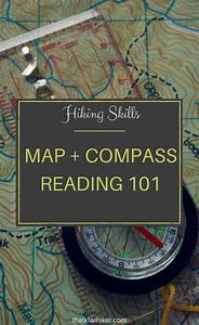 Compass And Map Reading 101
