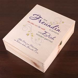 Geschenke Für Die Beste Freundin : geschenkverpackung aus holz f r die beste freundin ~ A.2002-acura-tl-radio.info Haus und Dekorationen