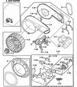 Samsung Dv328aew  Xaa Dryer Timing Gear Drum Belt