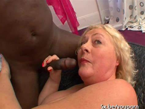 European Old Sylvia Gangbanged In All Holes