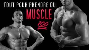Prendre Du Muscle Simplement   Entra U00eenement  Di U00e8te  Repos Et Astuces Pour La Masse