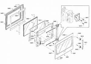Bosch Hblp451ruc  01 Electric Wall Oven Parts