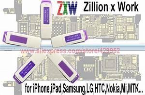 Original Zillion X Work Zxw Dongle Repair Mobile Smartphone Circuit Board Repair Mobile Phone