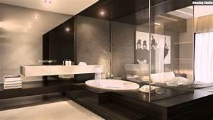 Bad Im Schlafzimmer : luxus schlafzimmer badezimmer ideen youtube ~ A.2002-acura-tl-radio.info Haus und Dekorationen