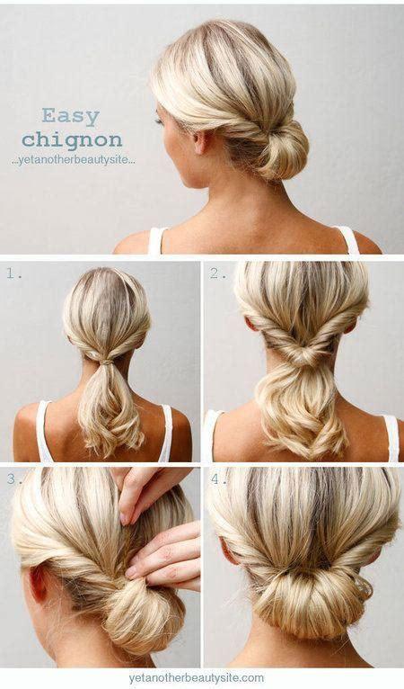 Easy hairstyles for medium length