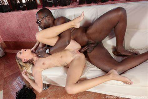 Fine Sized Tiny Banged By Large Dick Younger Boob Hollie Mack Draining Small Negro Ball & Knew Tough