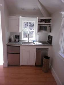 Kitchenette Pour Studio : studio over garage kitchenette classique chic ~ Premium-room.com Idées de Décoration
