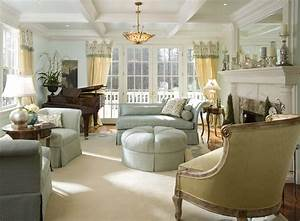 Best and cool french country living room ideas for home for French country living room designs