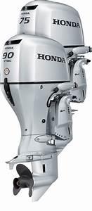 Honda Bf75a Bf90a Outboard Motor Service Repair Manual Cd