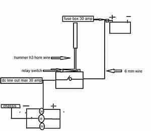2003 Hummer Wiring Diagram Horn