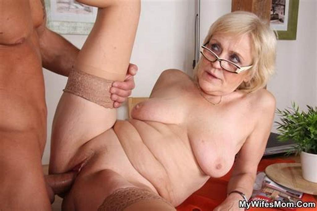 #Horny #Dude #Seduces #His #Mother
