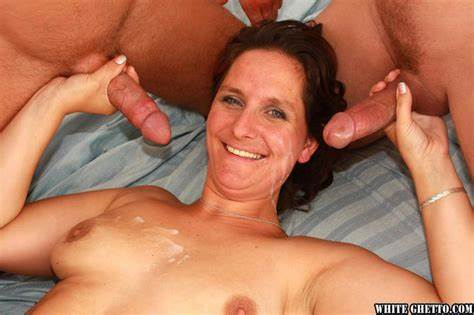 Granny And Fucking In Anal Creampied