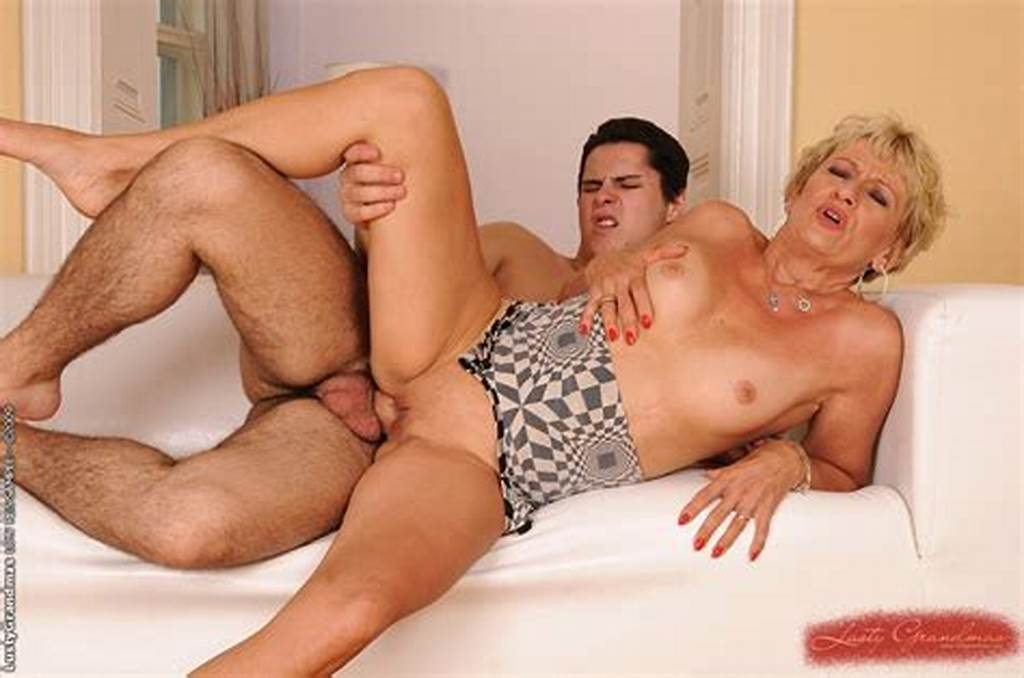 #Horny #Granny #Got #Her #Pussy #Banged #By #A #Younger #Boy