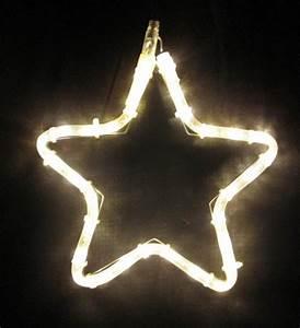 Weihnachtsstern Außen Led : led weihnachtsstern mit lichtschlauch beleuchteter stern ~ Watch28wear.com Haus und Dekorationen