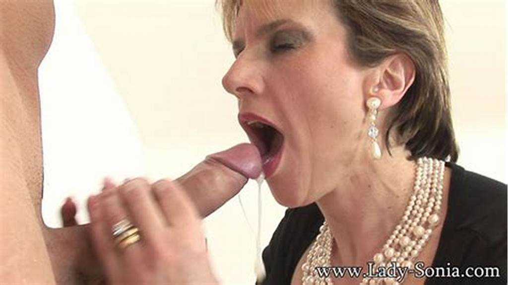 #Swallowing #A #Big #Load #From #My #Toyboy #~ #Lady #Sonia #Videos