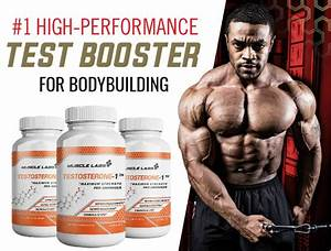 Testosterone Boosters And Bodybuilding