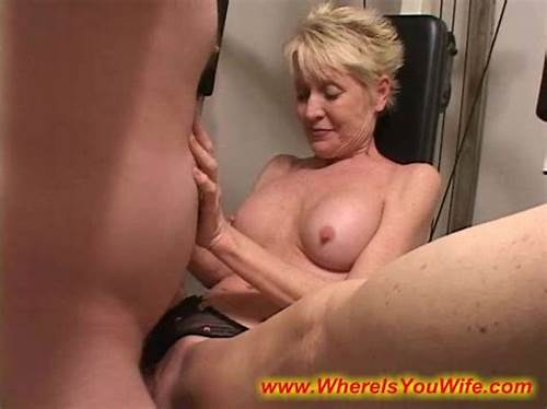 Old Cocksucker Analled Passionately #Seductive #Blonde #Mature #Housewife #Enjoys #Fucking #With #A