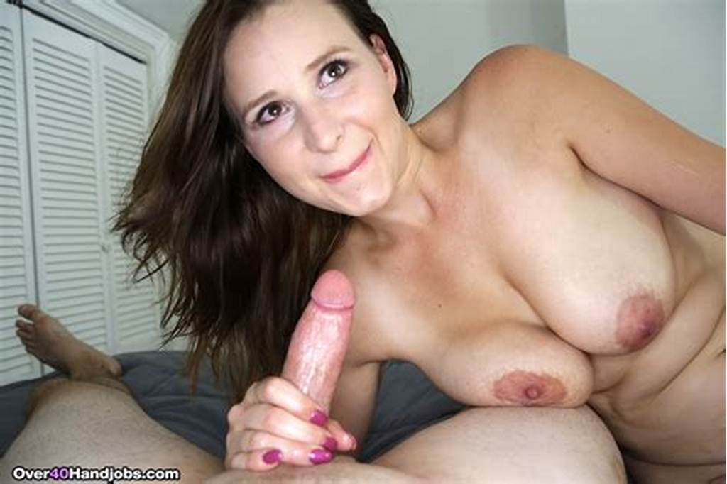 #Luke #Gets #Milked #By #New #Step #Mom #At #Over40Handjobs