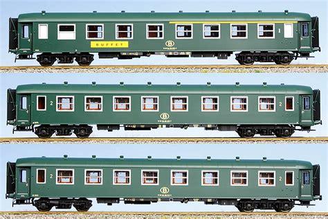 Marcar temas como leídos •705 temas. LS Models Set of 3 Passenger cars type I2 - EuroTrainHobby