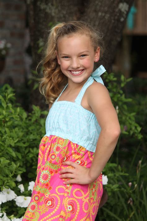 seamingly smitten tween maxi dress sewing pattern