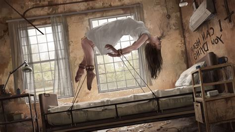 Wallpaper : women, model, photo manipulation, BDSM ...