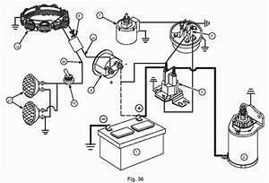 Briggs And Stratton Voltage Regulator Wiring Diagram