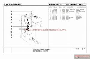 New Holland 7d Tractor - Part Catalog