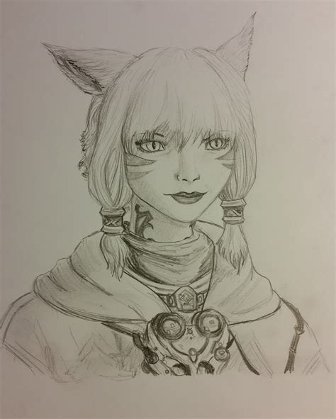 This page has all the details about the draw ability from the game final fantasy viii (ff8, ffviii). Y'shtola Drawing- per request. : ffxiv