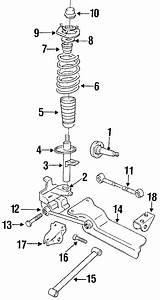 Chrysler Lhs Suspension Crossmember  All Models  Sport