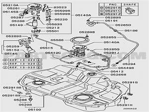 Vb 1989  2011 Mitsubishi Outlander Sport Engine Diagram