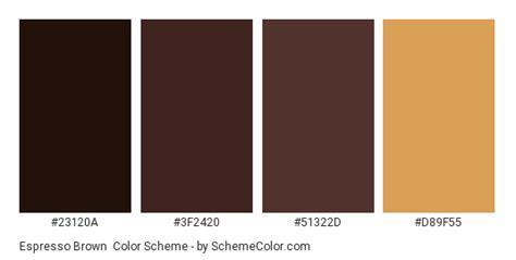 Coffee brown hair color ideas. Espresso Brown Color Scheme » Brown » SchemeColor.com