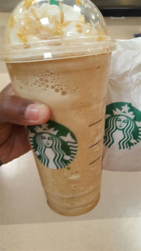 It's not the same old boring drink i'm accustomed to. Starbucks secret menu drink of the day toffee nut crunch ...