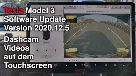 Get Newest Tesla 3 Software Update PNG