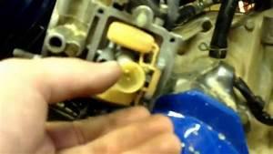Yamaha Big Bear 350 Carburetor Diagram