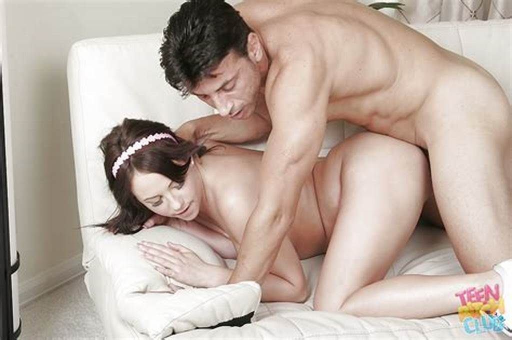 #Amateur #Teen #Brunette #Lindy #Fucked #In #The #Pussy #And