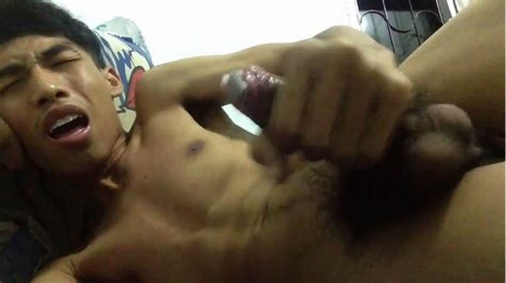 #Asian #Boy #Desperate #To #Get #His #Cum #Out #Of #Balls