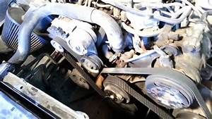 Fox Body Ford Mustang Serpentine Belt Routing No Smog Pump