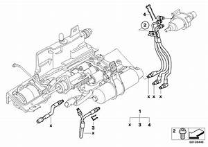 2006 Bmw 650i Torx Bolt  M6x16  Smg  Hydraulic  Pump