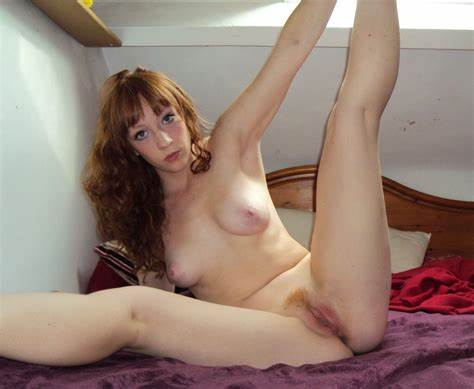 Wet Teenage Ginger Porn In At Home