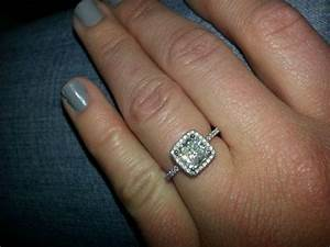 what is the best engagement ring setting for fat fingers With wedding rings for fat fingers