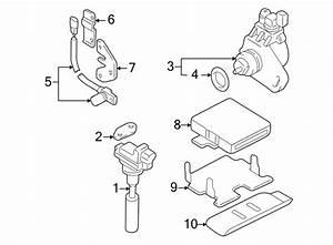 Chevrolet Tracker Engine Crankshaft Position Sensor