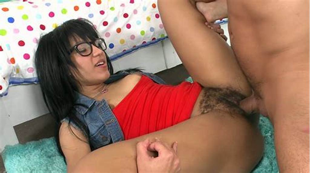 #Dirty #Whore #Tess #Morgan #Gets #Her #Very #Hairy #Pussy #Fucked