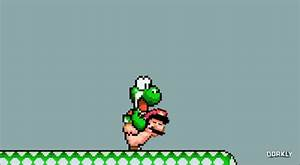 New Video Shows What Happens When Yoshi And Mario Switch