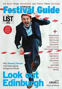 Edinburgh Festival Guide 2010 By The List Ltd