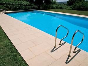 Pavimento Per Esterni    Bordo Per Piscina In Pietra Ricostruita Portofino By Micheletto
