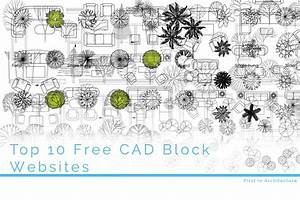 Top 10 Free Cad Block Websites That You Should Know About