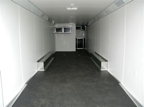 Tenderfoot rubber trailer products have been a popular addition to horse trailer floors, walls and. Rubber floor for enclosed trailer covering?? - Trailer ...