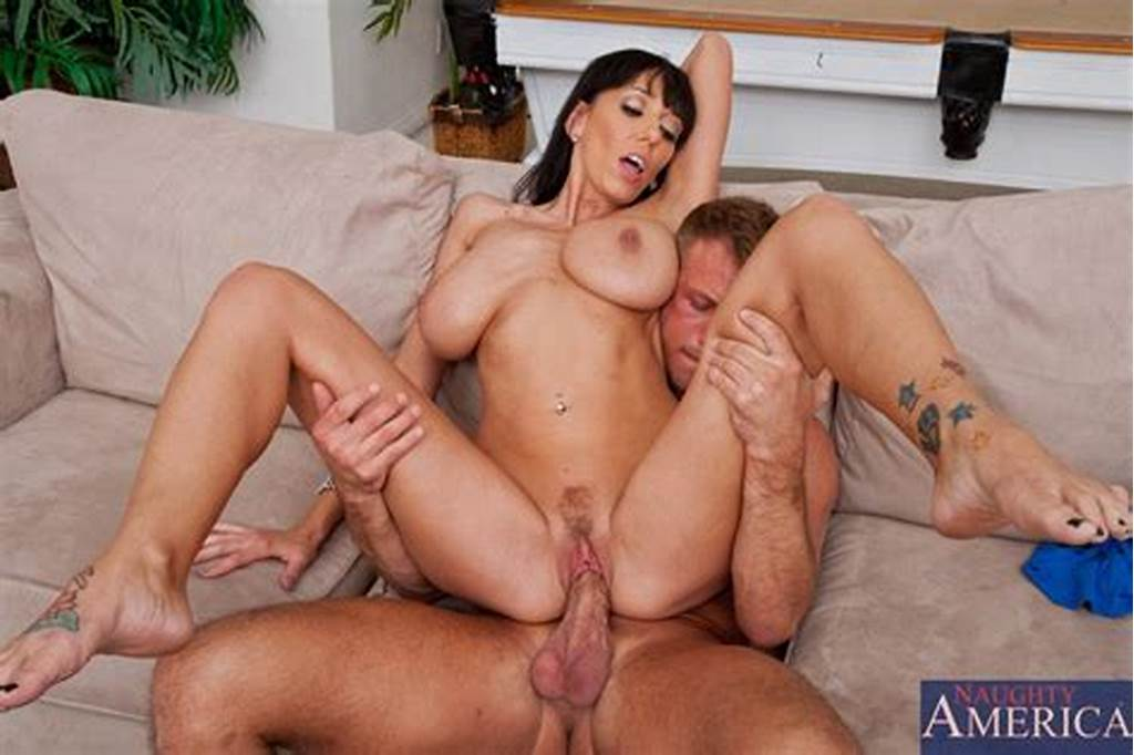 #Hot #Milf #With #Big #Globes #Alia #Janine #Squeezing #The #Boobs