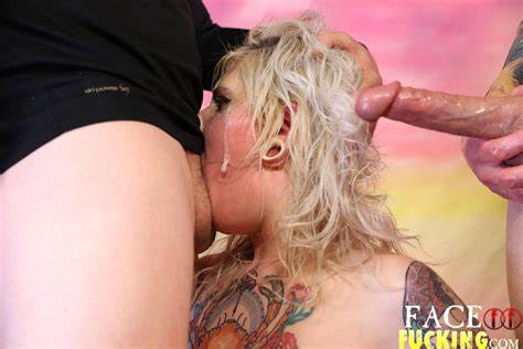 Ass Bitches Is Ready To Get Shocking Pounded In The Deepthroat