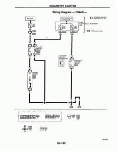 Cigarette Lighter Wiring Diagram
